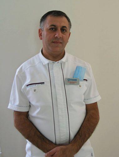 Владимир Бегларян - мастер недорогого протезирования зубов и установки протезов (Стомик)