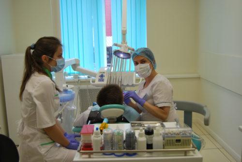 Арпине реставрация зубов