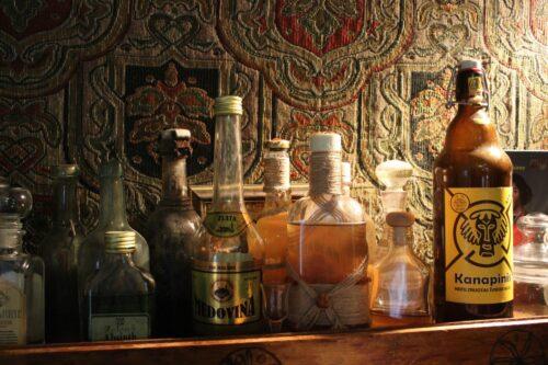 Янтарные напитки